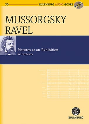 Moussorgski Modeste / Ravel Maurice - Pictures at An Exhibition - Sheet Music - di-arezzo.co.uk