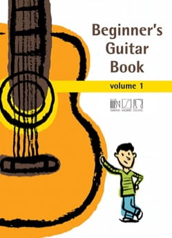 - Beginner's Guitar Book Volume 1 - Partition - di-arezzo.fr