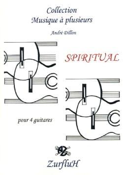 James Dillon - Spiritual - Partition - di-arezzo.fr