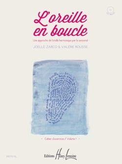 Joelle et Rousse Valérie Zarco - The Ear Loop Volume 1 - Sheet Music - di-arezzo.co.uk