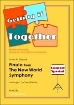 Finale From The New World Symphony - DVORAK - laflutedepan.com