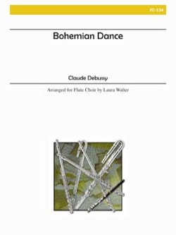 DEBUSSY - Bohemian Dance - Partition - di-arezzo.co.uk