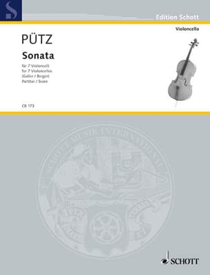 Eduard Pütz - Sonata - Partition - di-arezzo.fr