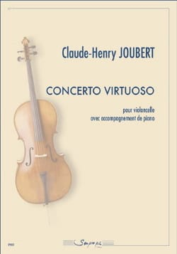 Claude-Henry Joubert - Virtuoso Concerto - Sheet Music - di-arezzo.co.uk