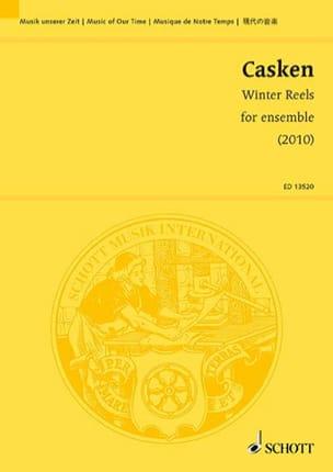 John Casken - Winterrollen - Noten - di-arezzo.de