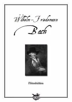 Flöten-Buchlein - Wilhelm Friedemann Bach - laflutedepan.com