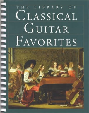- The Library of Classical Guitar Favorites - Partition - di-arezzo.fr