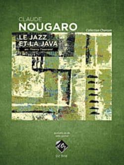 Le Jazz et la Java - Claude Nougaro - Partition - laflutedepan.com