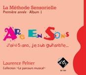 Laurence Peltier - La Méthode Sensorielle 1ère Année Album 1 (Arc en Sons) - Partition - di-arezzo.fr