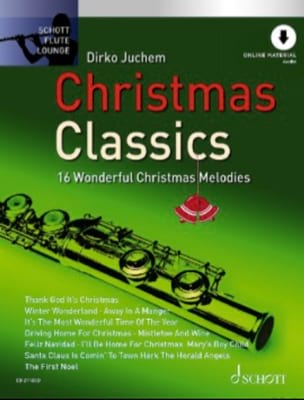 - Christmas Classics for flute - Sheet Music - di-arezzo.co.uk