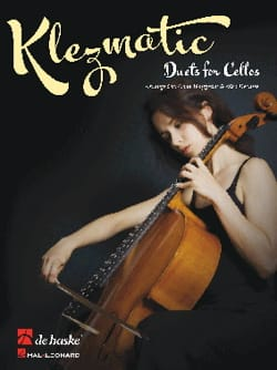 Klezmatic Duets for Cellos - Partition - di-arezzo.fr