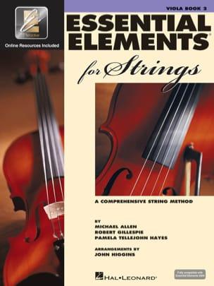 Essential Elements 2000 For Strings - Viola Book 2 - laflutedepan.com