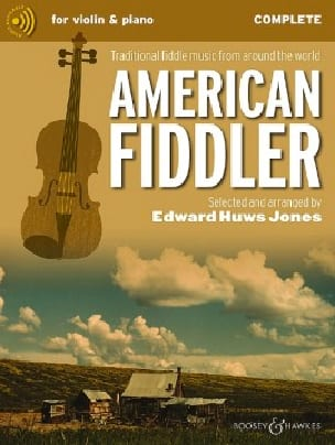 The American Fiddler New Edition, complete laflutedepan