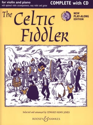 Jones, Edward Huws - The Celtic Fiddler New Edition, - Sheet Music - di-arezzo.co.uk