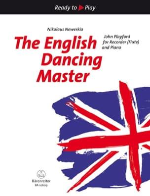 John Playford - The English Dancing Master - Partition - di-arezzo.fr