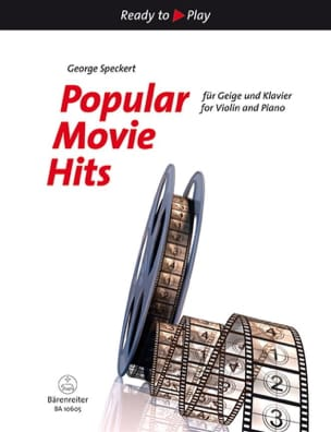- Popular Movie Hits For Violin And Piano - Partition - di-arezzo.fr