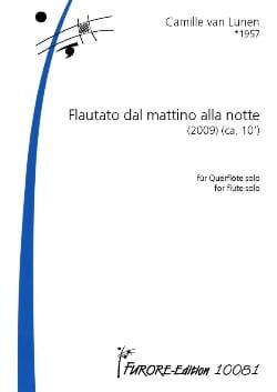 Flautato Dal Mattino Alla Notte - Camille van Lunen - laflutedepan.com
