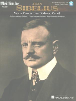 Concerto en Ré Mineur Violon - Jean Sibelius - laflutedepan.com