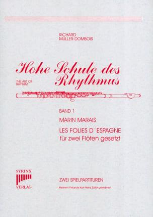 Les Folies D'espagne Band 1 - Marais Marin - laflutedepan.com
