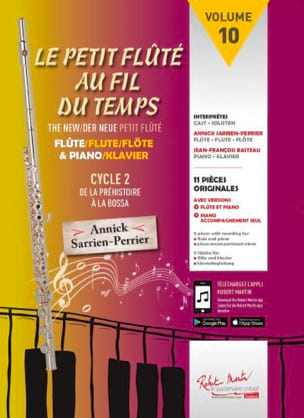 The Little Flute Over Time - Sheet Music - di-arezzo.com