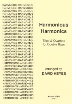 David Heyes - Harmonious Harmonics - Sheet Music - di-arezzo.co.uk