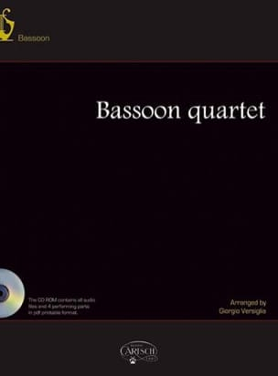 - Bassoon Quartet Conducteur - Partition - di-arezzo.fr
