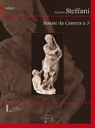 Agostino Steffani - Sonate Da Camera A 3 - Partition - di-arezzo.fr