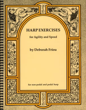 Harp Exercices for Agility and Speed Deborah Friou laflutedepan