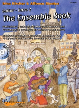 The Ensemble Book Partition Guitare - laflutedepan