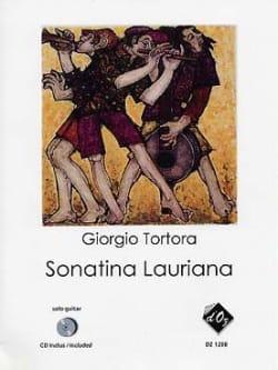 Sonatina Lauriana - Giorgio Tortora - Partition - laflutedepan.com