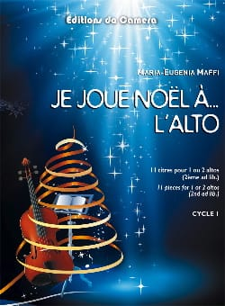 Maria-Eugenia Maffi - I play Christmas at ... the Alto - Sheet Music - di-arezzo.com