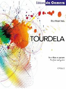 Rui Martins - Tourdela - Partition - di-arezzo.fr