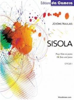 Sisola - Jérôme Naulais - Partition - laflutedepan.com