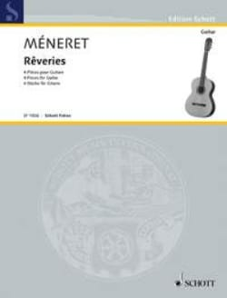 Rêveries Laurent Méneret Partition Guitare - laflutedepan