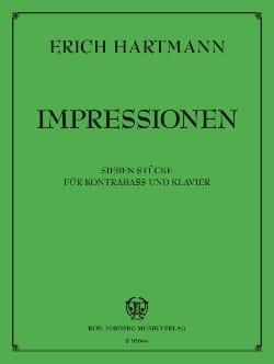Erich Hartmann - Impressions - Sheet Music - di-arezzo.co.uk