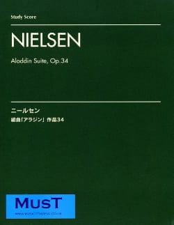 Carl Nielsen - Aladdin Suite, op. 34 - Sheet Music - di-arezzo.co.uk