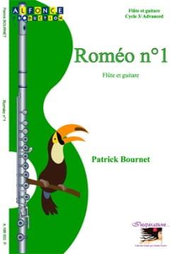 Patrick Bournet - Roméo n°1 - Partition - di-arezzo.fr