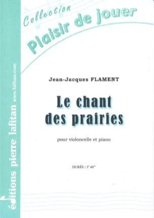 le chant des prairies - Jean-Jacques Flament - laflutedepan.com