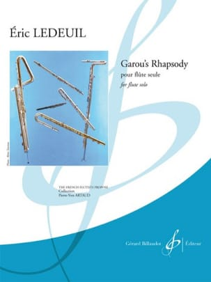 Eric Ledeuil - Garou's Rhapsody - Sheet Music - di-arezzo.co.uk