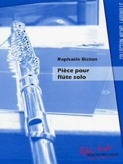 Raphaèle Biston - Room for single flute - Sheet Music - di-arezzo.co.uk