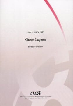 Pascal Proust - Green Lagoon - Sheet Music - di-arezzo.co.uk