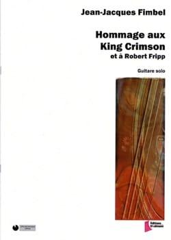 Hommage aux King Crimson et à Robert Fripp - laflutedepan.com