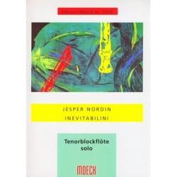 Jesper Nordin - Inevitabilini - Partition - di-arezzo.fr