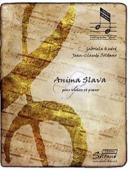 Anima Slava - Gabriela QUERE et Jean-Claude SOLDANO - laflutedepan.com
