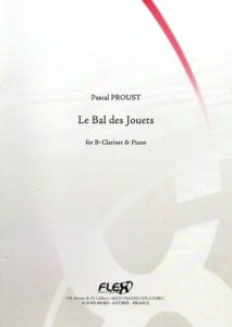 Pascal Proust - The ball of toys - Sheet Music - di-arezzo.co.uk