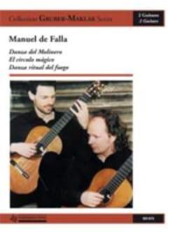 DE FALLA - Danza del Molinero, El Círculo Mágico - Partitura - di-arezzo.es