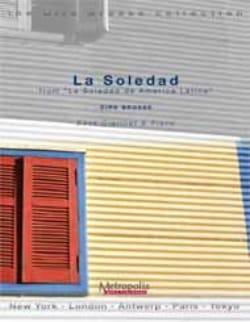 Dirk Brossé - The Soledad - Sheet Music - di-arezzo.com