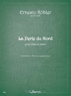 Ernesto KÖHLER - The Pearl of the North - Sheet Music - di-arezzo.com