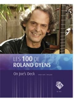 On Joe's Deck - Roland Dyens - Partition - Guitare - laflutedepan.com