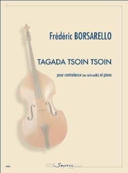 Frédéric Borsarello - Tagada Tsoin Tsoin - Partition - di-arezzo.fr
